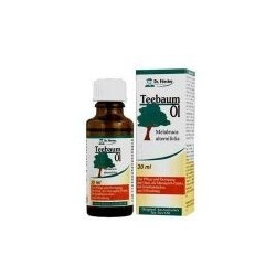 Dr. Forster Teebaum Öl (Óleo de Tea Tree) 30ml