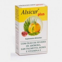 Alsicur plus 60 caps Natiris