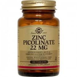 Zinco Picolinato 22MG 100 comp SOLGAR