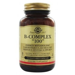 Complexo B 100 - 50caps SOLGAR