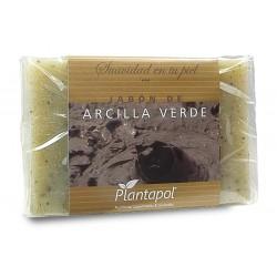 Sabonete Natural de Argila Verde 100g Plantapol