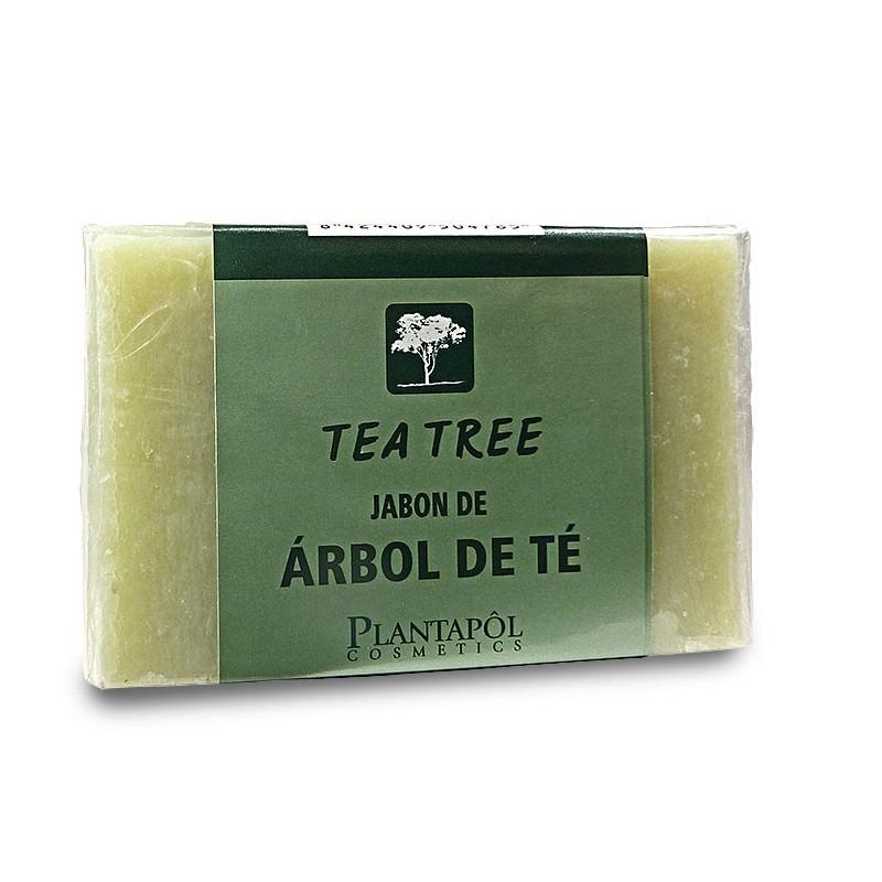 Sabonete Natural de Tea Tree 100g Plantapol