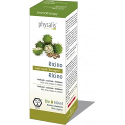 Óleo Vegetal Ricino Bio 100ml Physalis