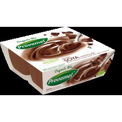 Sobremesa Soja Bio 4*125gr Chocolate Provamel