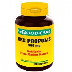 Bee Propolis 500mg - 100 caps Good Care