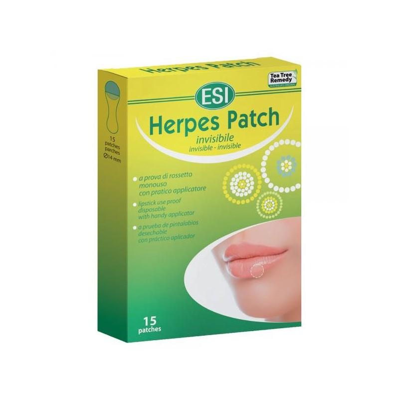 Herpes Patch 15 adesivos ESI