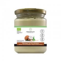 Manteiga de Coco Bio 250g Naturefoods
