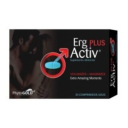 Erg-Activ Plus 30 comprimidos Phytogold