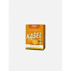 Kasel Própolis Sabor a Laranja & Mel 30 rebuçados - Farmodiética