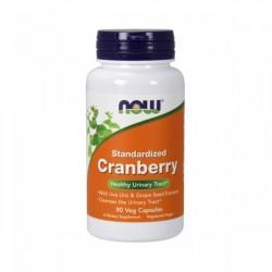 Cranberry Extracto Standardizado 6% 90 cápsulas vegetais - NOW