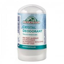 Desodorizante Cristal Mineral 60gr - Corpore Sano