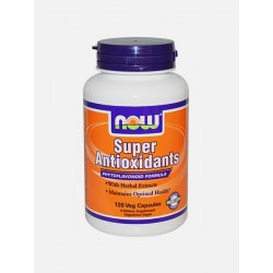 Super Antioxidants 60 cápsulas - NOW