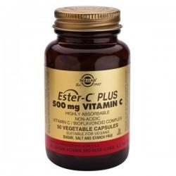 Ester C Plus 500mg 50 cápsulas - Solgar