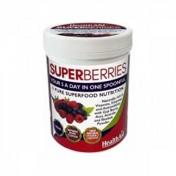SuperBerries 180gr HealthAid