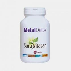 Sura Vitasan Metal Detox Protetor 60 cápsulas