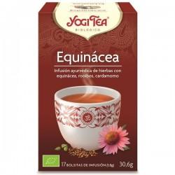 Yogi Tea Bio Herbal Proteção Equinacea 17 saq.