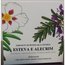 Sabonete Esteva e Alecrim 100gr