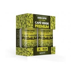 Novity Café Verde Premium Pack 30+30 cápsulas