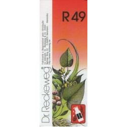 Dr. Reckeweg R49 - Sinusite, Congestão Nasal  50 mL