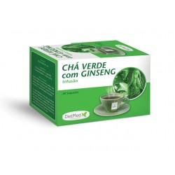 Chá Verde + Ginseng 20...