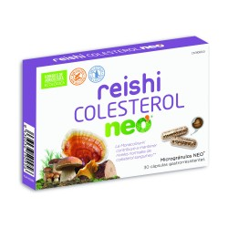Neo Reishi Colesterol 30...