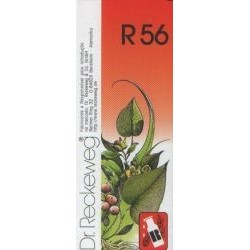 Dr. Reckeweg R56 - Parasitas intestinais 50 mL
