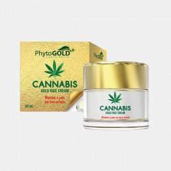 Phytogold Cannabis Creme Facial 50ml