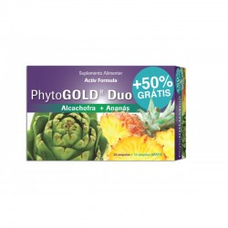 copy of Phytogold Dieta Duo Alcachofra + Ananás 40 + 20 grátis