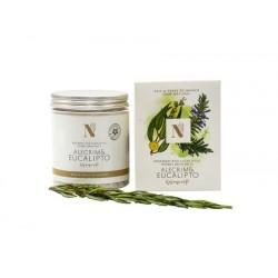 Sais e chá de banho alecrim eucalipto