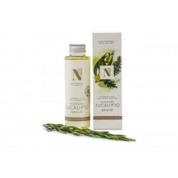 Óleo banho massagem alecrim eucalipto