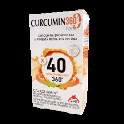 CURCUMIN 360º FORTE 60CAPS