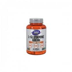 Now L-Glutamine 1000mg 120 cápsulas