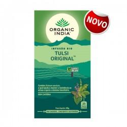 Organic india infusão bio tulsi original 25 saquetas