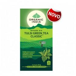 infusão bio tulsi tea classic