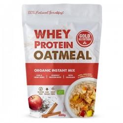 Gold Nutrition Whey Protein Oatmeal Apple Cinnamon & Vanilla 300g