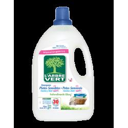 Detergente Roupa Líquido Peles Sensíveis 2000ml L'Arbre Vert