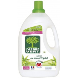 Detergente Líquido Sabão Vegetal 3000ml L'Arbre Vert