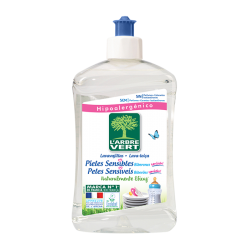 Lava Loiça Manual Peles Sensíveis 500ml L'Arbre Vert