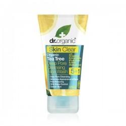 Gel De Limpeza Facial Purificante Melaleuca Bio Dr. Organic 125 ML