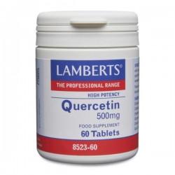 Lamberts Plus Quercetina 500mg 60 Comprimidos