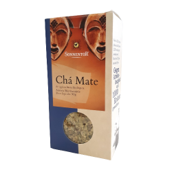 Chá Mate Biológico Sonnentor 90 Gramas