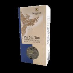 Chá Branco Pai Mu Tan Biológico Sonnentor 40 Gramas