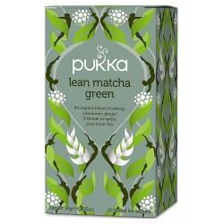 Pukka Lean Matcha Green...