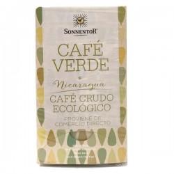 Café Verde Cru infusão bio sonneentor 18 saquetas