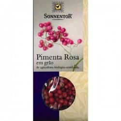 pimenta rosa em grão biológica sonnentor