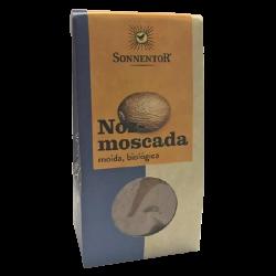 Noz-Moscada Moída bio sonnentor 30 gramas
