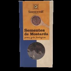 sementes de mostarda preta sonnentor