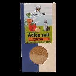 adios sal! vegetais - condimentos bio sonnentor