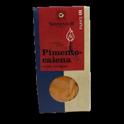 pimento-caiena moido bio sonnentor 40 gramas