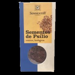 sementes de psílio bio sonnentor 100 gramas